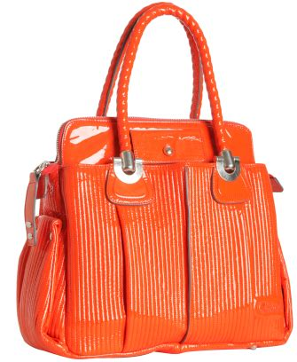 Heloise Quilted Handbag by Bright Bags For Summer On The Color Wheel By Platinum