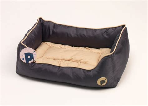 luxury pet beds petface waterproof oxford pet bed puppy dog luxury oval or