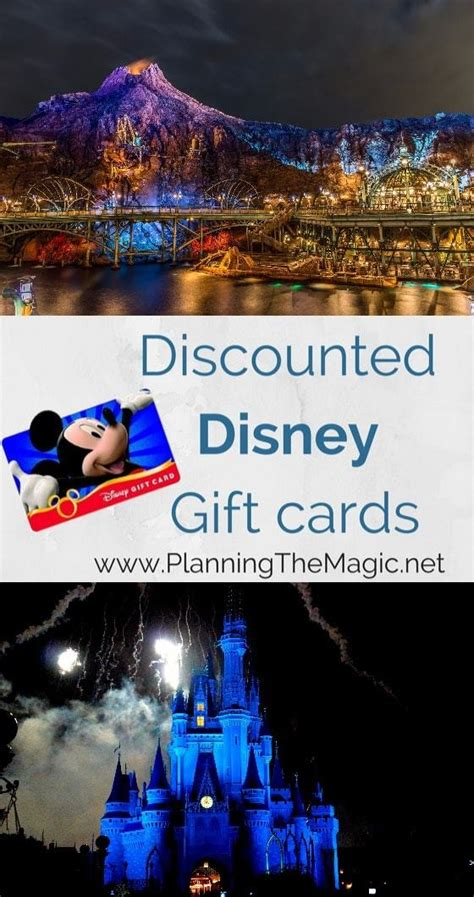 Discounted Disney Gift Card - discounted disney gift cards 2017 by the numbers planning the magic