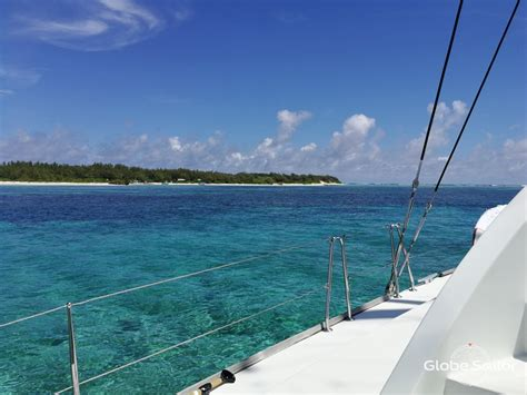 catamaran mauritius black river bootscharter lagoon 440 ab dem hafen von black river in
