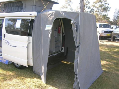 rear door van awnings awnings for vw t5 cervan multivan transporter