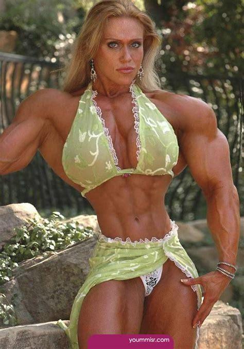 world bigest female virgina pictures girl bodybuilding big muscle women biggest