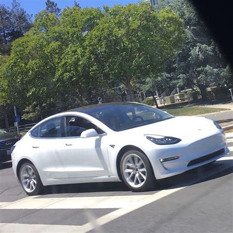 tesla colors more tesla model 3 colors being spotted ahead of official