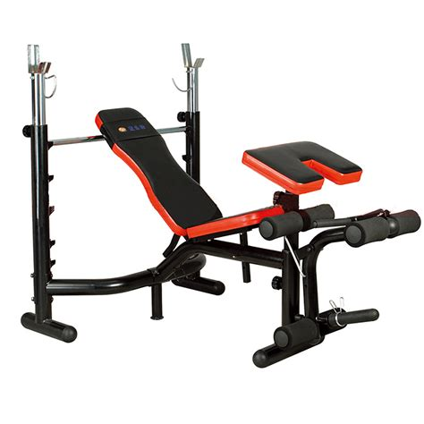 bench press on bed weightlifting bed bench press rack multifunction genuine