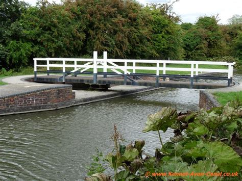 canal swing bridge kennet and avon canal bruce tunnel then lovely