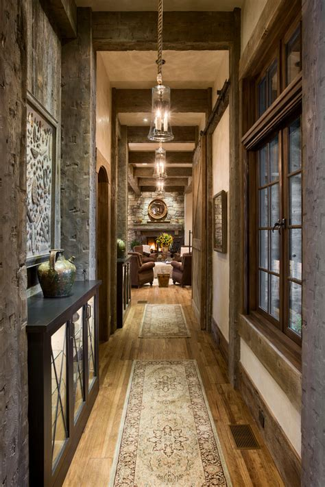 beautiful design ideas tuscan home decor for hall kitchen 55 cool hallway decor ideas shelterness