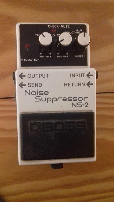 Noise Suppressor Ns2 Ns 2 ns 2 noise suppressor ns 2 noise suppressor