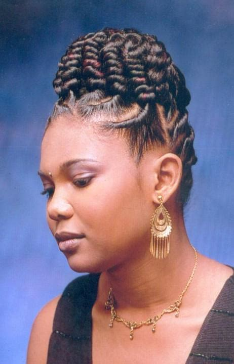 braids with bains for black women braided updos with bangs for black women mhjau