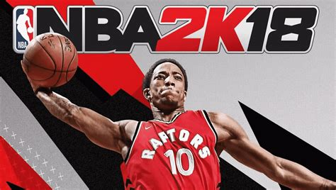 Curry College Mba Reviews by Demar Derozan To Grace Nba 2k18 Canadian Cover Sports