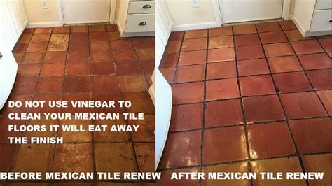 how to clean a rubber st mexican tile renew fort myers sarasota st pete fl