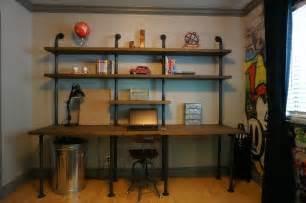 Restoration Hardware Desk Chair Industrial Teenage Bedroom
