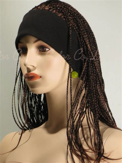 braided headband wigs for black women braided headband wigs for black sesame black straight