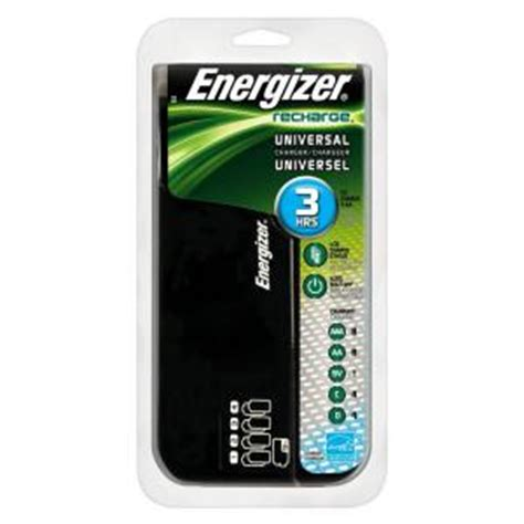 energizer nimh rechargeable family battery charger chfc