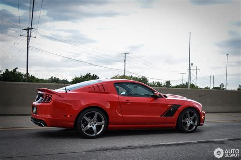 Ford Mustang Roush Stage 3 by Ford Mustang Roush Stage 3 2013 20 October 2015 Autogespot