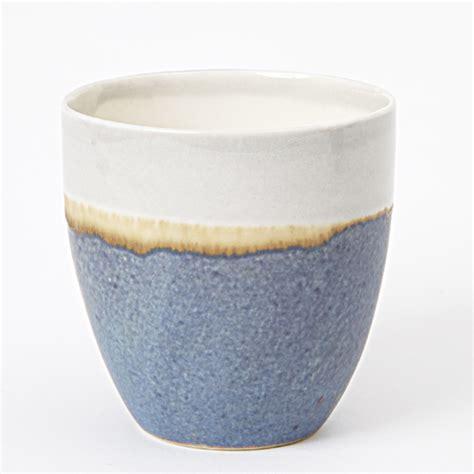 handmade mug design wauw design ceramic handmade mug pastello blue grey