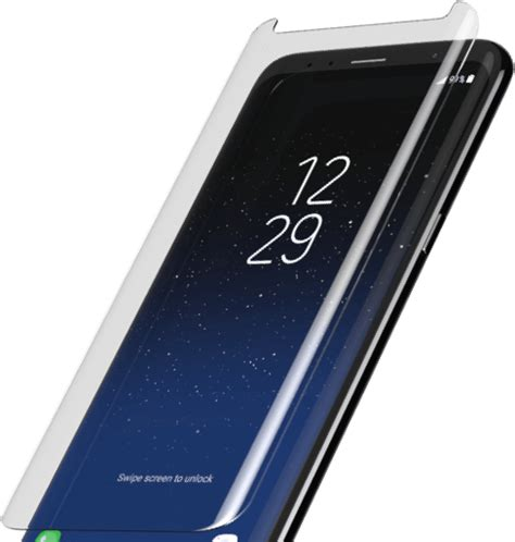 Samsung Screen Protector For Galaxy S8 Plus Transparant Clear samsung galaxy s8 accessories zagg