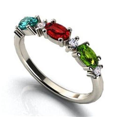 custom oval cut 3 s ring findgift