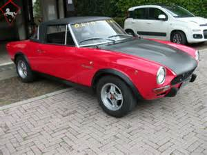 1973 Fiat Spider Convertible Fiat 124 Spider Abarth 1973 Convertible Sold