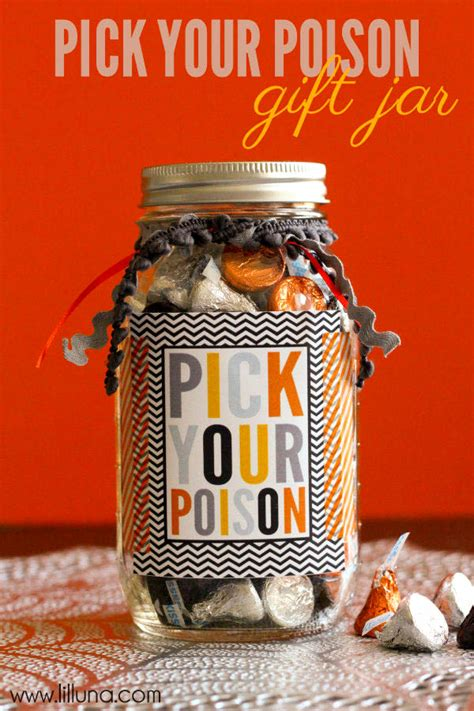 halloween themes for coworkers pick your poison gift