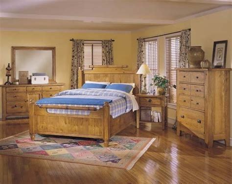 broyhill attic heirlooms feather bedroom set 4397