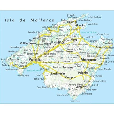 map of palma de mallorca 17 best images about mallorca on scallops