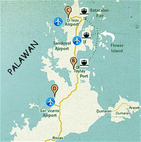 Four Poster Bed flower island resort romantic getaway in palawan