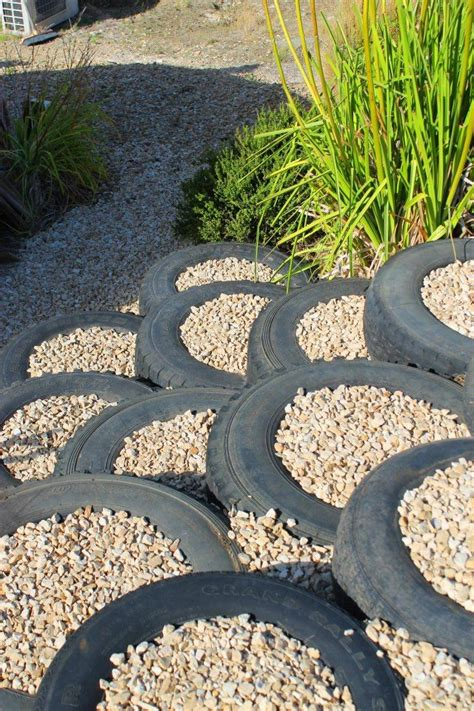 257 Best Images About Recycled Tyre Ideas For The Garden Tire Garden Ideas