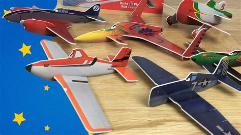 Micro Foam Flyer Dusty how to build disney planes dusty crophopper that really fly joytoystory review