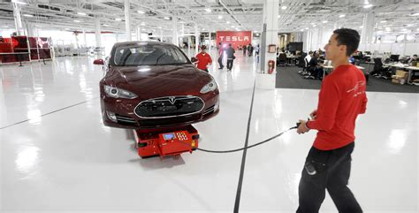 Tesla China Factory Elon Musk Tesla S China Problems Been Blown Way Out