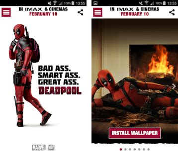 deadpool apk deadpool wallpaper apk version 1 18 fde deadpoolapp