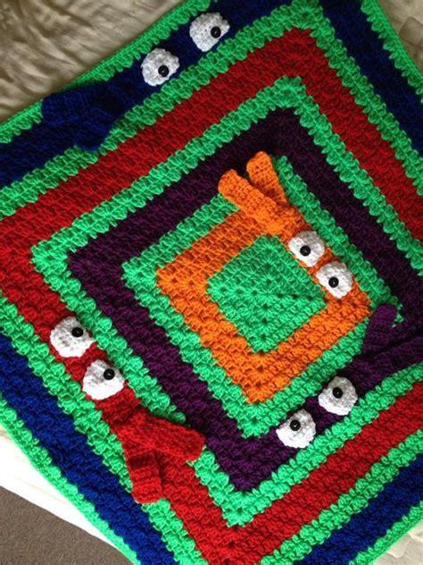 crochet pattern ninja turtle blanket colorful pick a boo blanket crochet baby blanket custom