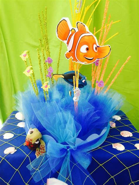 Nemo Decorations by 25 Best Ideas About Finding Nemo Supplies On