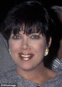 kris jenner what has happened to her face celebgoose kris jenner had a face lift and breast enhancement to look