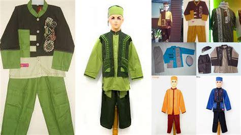 Pakaian Muslim Anak Laki Laki Baju Anak Baju Muslim Anak Csg 250 model baju muslim untuk anak anak
