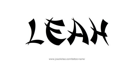 leah tattoo designs name designs wallpaper