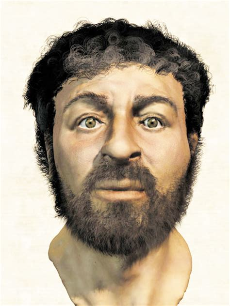 what color was jesus the real of jesus sunday express