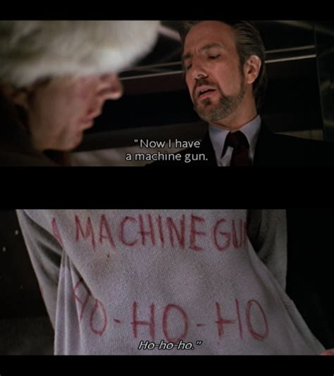 Die Hard Meme - die hard christmas quotes quotesgram