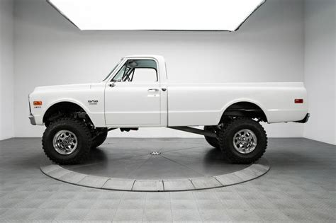how long is a long bed truck 1970 chevrolet c10 long bed pickup 350 4 speed wheels
