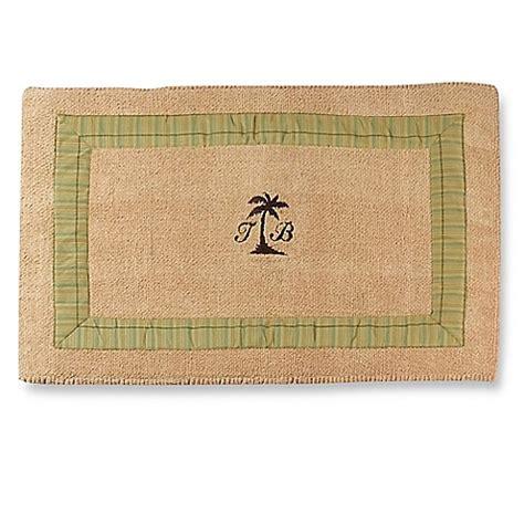 bahama bath rug buy palm desert bath rug by bahama from bed bath beyond
