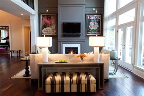 Living Room Console Superb Living Room Furniture Console Table Decorating