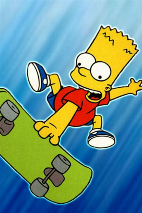 wallpaper iphone 5 simpsons iphone 5 wallpapers apple iphone 5 background bart