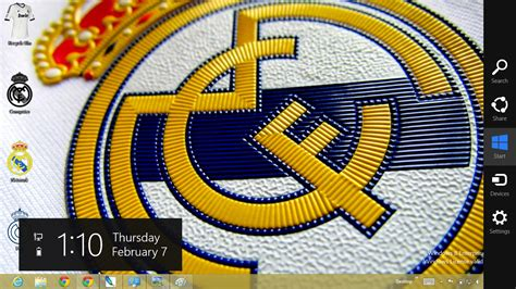 download themes real madrid windows 8 download gratis tema windows 7 real madrid theme for