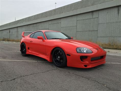Toyota Supra Cost Purchase Used Low Price 1995 Toyota Supra Turbo In Denver