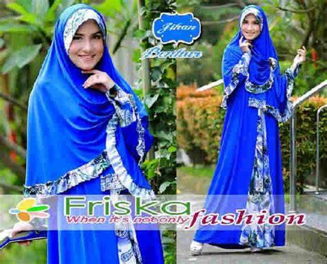 Termurah Gamis Syari Erlina Black Gamis Syari Tanah Abang baju muslim syari 2014 newhairstylesformen2014