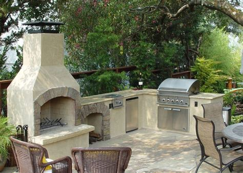 best 25 outdoor fireplace kits ideas on diy