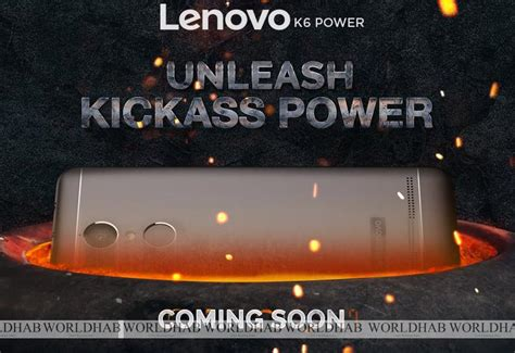 A Place Release Date India Lenovo K6 Power Release Date In India Live Launch Event Specs