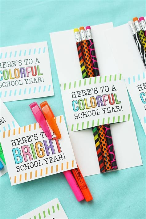 5 inexpensive back to school gifts for teachers best 25 school gifts ideas on