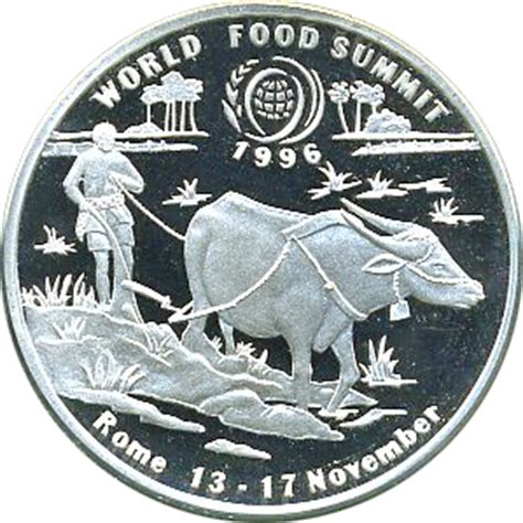 fiat panis meaning 50 kip world food summit laos numista