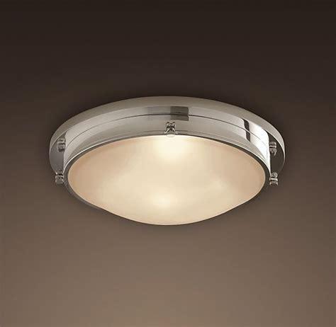 Restoration Hardware Flush Mount Ceiling Light Harmon Flushmount Lighting 13 Ceiling Fixtures And 9