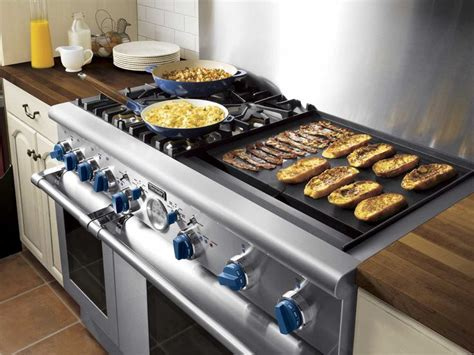 Ideas For Cooktop With Griddle Design Best 60 Professional Gas Ranges Reviews Ratings Prices